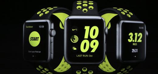 Nike серията на Apple Watch Series 2