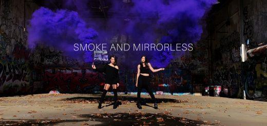 iPhoneX_film_smoke and mirrorless